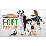 Petsupplies Gift Certificate