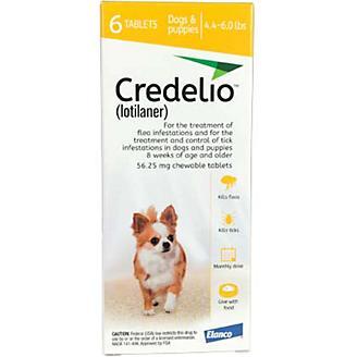 Credelio Chewable Tablet
