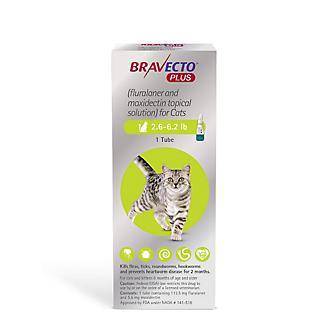 Bravecto Plus for Cats 2 Month Dose