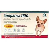 Simparica TRIO Chewable