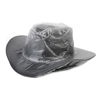 Clear Western Hat Cover