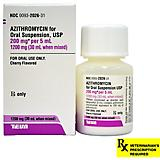 Azithromycin 200mg/5ml Suspension 30ml