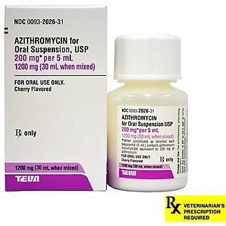 Azithromycin 200mg/5ml Suspension 30ml