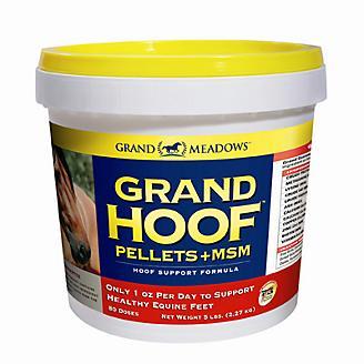 Grand Meadows Grand Hoof Pellets with MSM