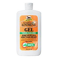 FREE Absorbine Veterinary Liniment Gel 12 oz       included free with purchase