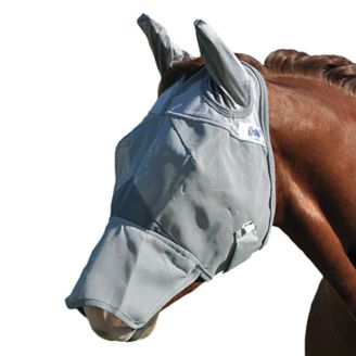 Cashel Crusader LEG GUARDS Cool Mesh Boots Fly Control Size fits DRAFT HORSE