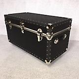 Biltmore Deluxe Tack Trunk with Wheels