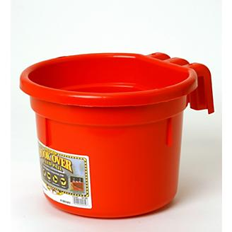 8 Quart Hook Over Feed Pail