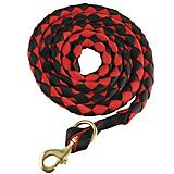 Basic Flat Braided Nylon Lead Rope w/Snap