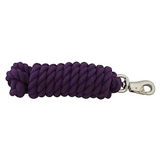 Basic Cotton Lead Rope w/Bull Snap