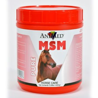 AniMed Pure MSM 2 25lb - Horse com