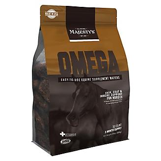Majesty''s Omega Wafers