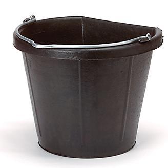 Fortex Rubber Flat Back Bucket