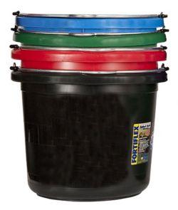 Fortiflex Flat Back Bucket 5 Gallon