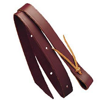 Tory Latigo Leather Tie Strap