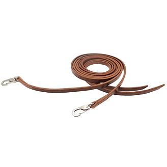 Tory Harness Leather Snap End Split Reins