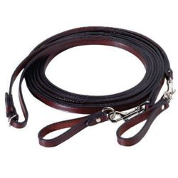 Tory Premium Leather Snap End Draw Reins Statelinetack Com