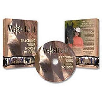 Stacy Westfall Teaching Your Horse To Bow DVD