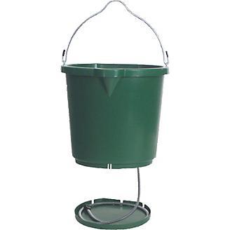 Farm Innovators Oversized Heated Flatback Bucket