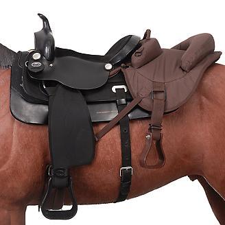 Tough-1 Childs Tandem Ride Behind Saddle