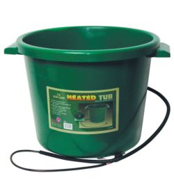 Farm Innovators 200w Heated Tub 16 Gallon