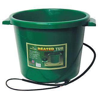 Farm Innovators 200w Heated Tub 16 Gallon