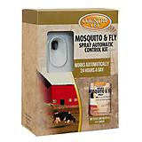 Country Vet Mosquito And Fly Control Kit