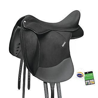 Wintec Pro Dressage Contourbloc Saddle CAIR 17 - Statelinetack com