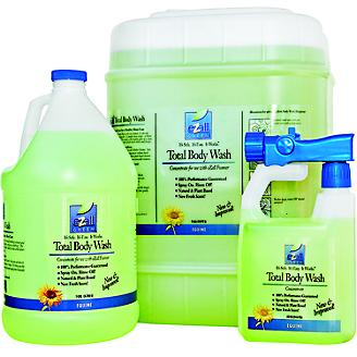 Total Body Wash Green