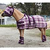Kensington Mini Protective Fly Sheet SM Plum Ice