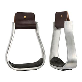 Tough-1 Aluminum Bell Stirrups