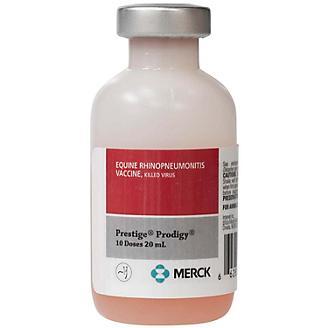 Merck Prestige Prodigy Vaccine 10 Dose Vial