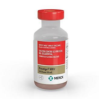 Merck Prestige WNV Vaccine 10 Dose Vial