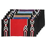 Tough 1 Tomahawk Acrylic Saddle Blanket