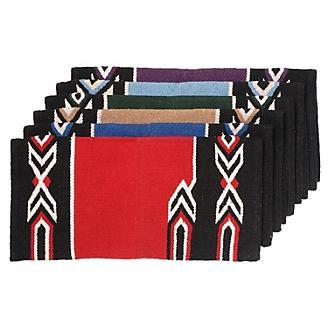 Tough 1 Tomahawk Acrylic Saddle Blanket