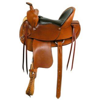 American Saddlery Bear Trap Rancher Saddle