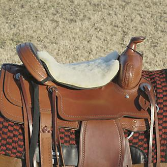 Cashel Western Fleece Tush Cushion Long