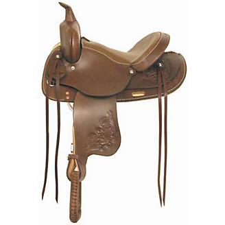 American Saddlery Country Flex Trail Saddle