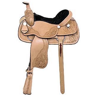 American Saddlery Great Plains Roper Saddle