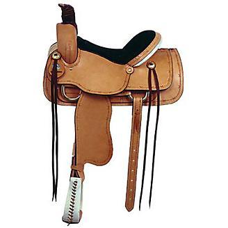 American Saddlery High Hoss Roper Saddle