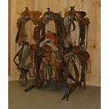 7 Saddle Rack