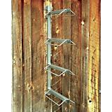 Wall Mount 4 Saddle Rack