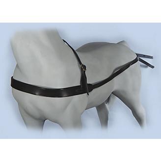 Ozark Mini/Pony Leather Breast Collar