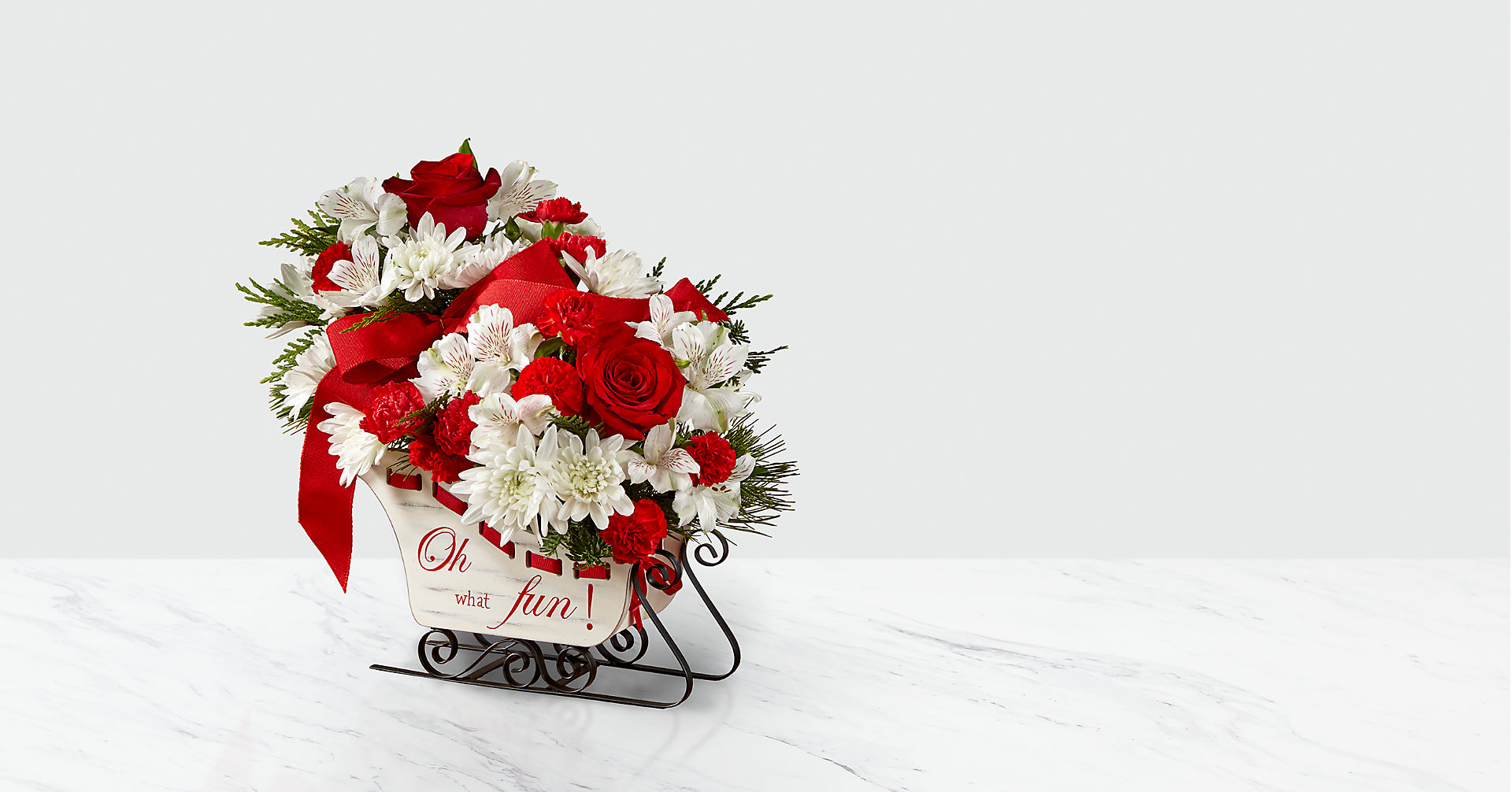 Holiday Traditions™ Bouquet - Image 1 Of 2