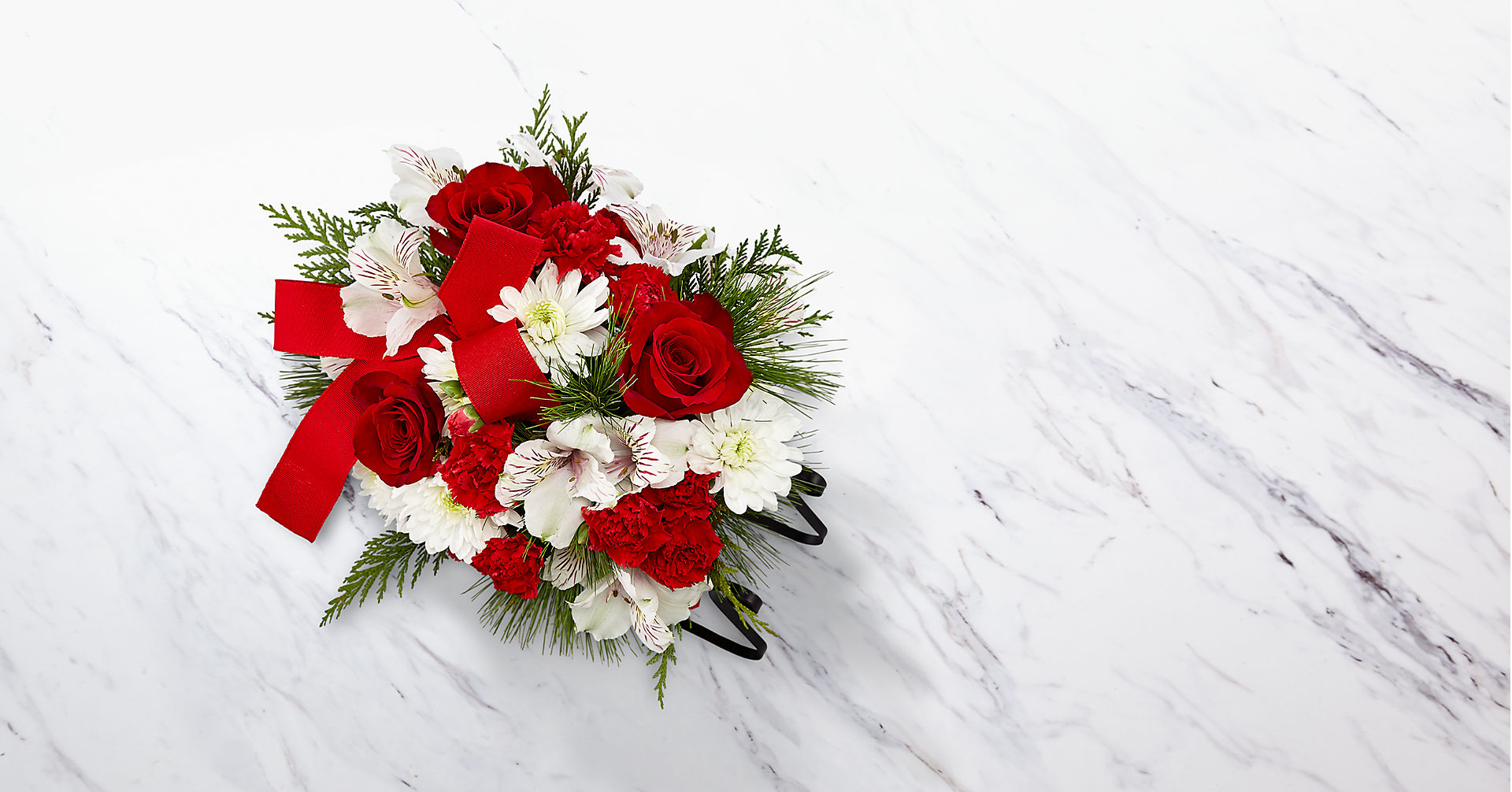 Holiday Traditions™ Bouquet - Image 2 Of 2
