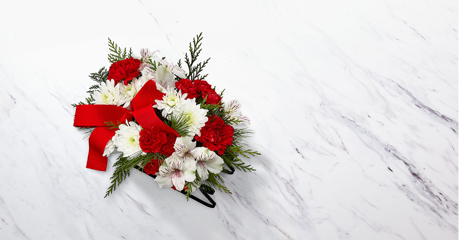 Holiday Traditions™ Bouquet - Image 2 Of 3