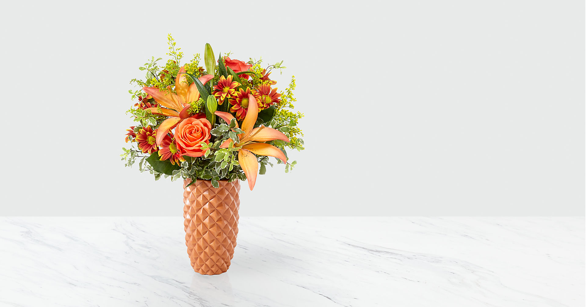 Warm Amber™ Bouquet - Image 1 Of 2