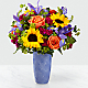 Touch of Spring® Bouquet-VASE INCLUDED - Thumbnail 1 Of 3