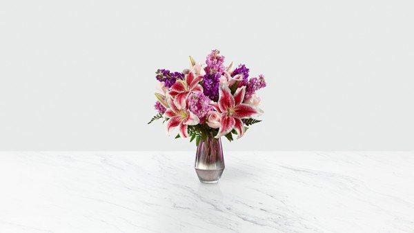Shimmer & Shine™ Bouquet-VASE INCLUDED - Thumbnail 1 Of 2