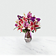 Shimmer & Shine™ Bouquet-VASE INCLUDED - Thumbnail 1 Of 3